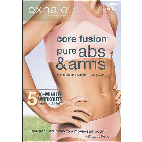 Exhale: Core Fusion - Pure Abs & Arms (Widescreen)