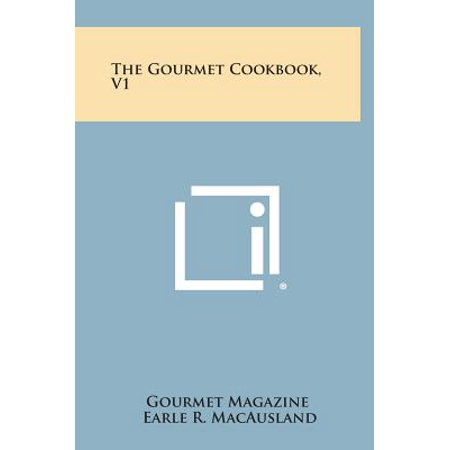 The Gourmet Cookbook, V1 ()