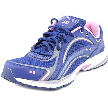 - Ryka Sky Walk Women  Round Toe Synthetic Blue Walking Shoe