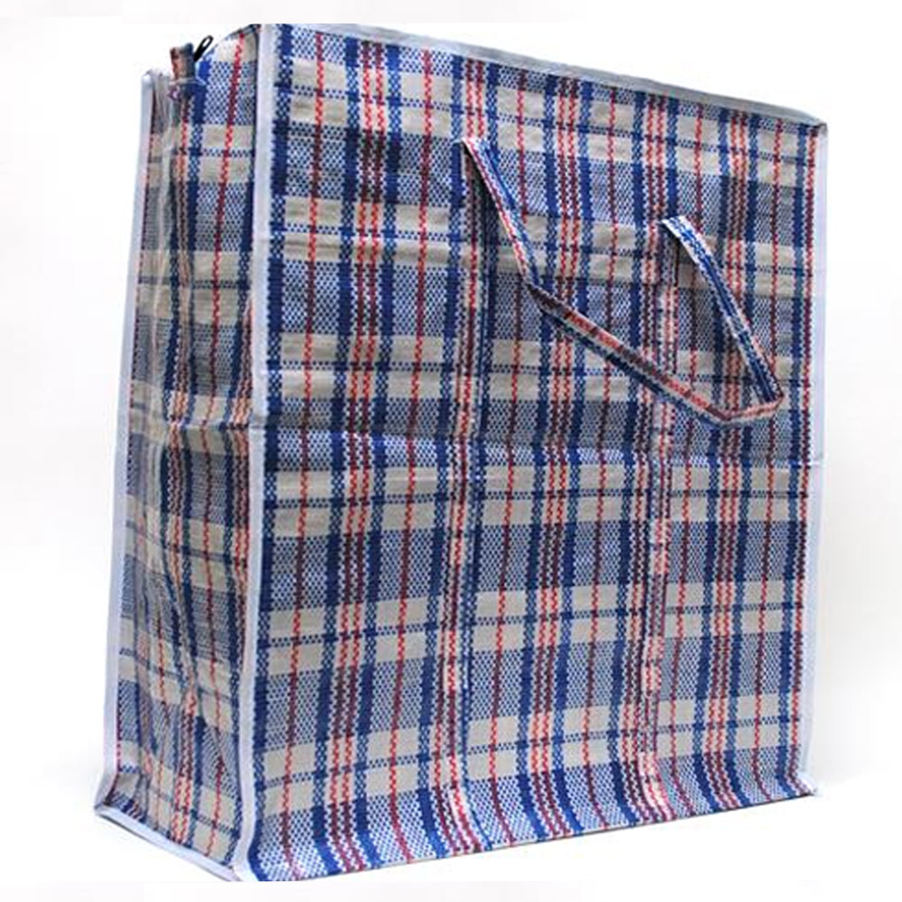 Large Tote Storage Bag Reusable Shopping Groceries Laundry ...
