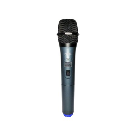 Frequency Handheld (HamiltonBuhl VENU100A Handheld Wireless Mic - Frequency 918.70 MHz)