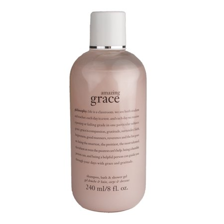 Philosophy Amazing Grace Shampoo, Bath & Shower Gel,