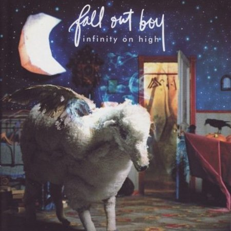 Infinity on High (CD) (Limited Edition) (Infinity Radio Cd)