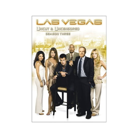 - Las Vegas: Season Three, Uncut & Uncensored (DVD)