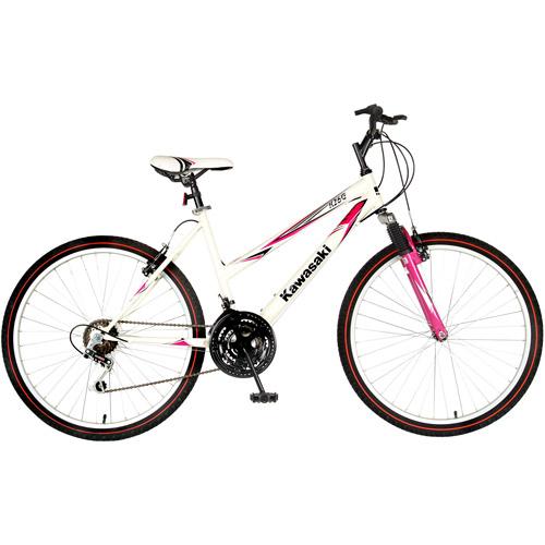 "26"" Kawasaki Women's Mountain Bike"