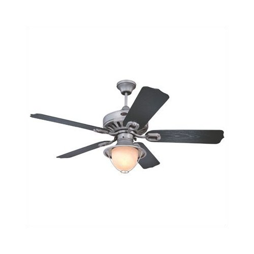 Westinghouse Lighting 52'' Lafayette Indoor Outdoor Ceiling Fan in Antique Pewter