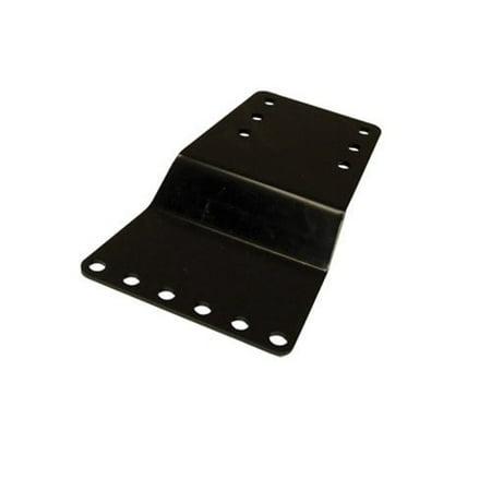 - Lower Backrest Bracket, LH, New, International, 387172R1