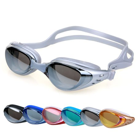 f3812d358b43 BALIGHT Men Women Adult Swimming Frame Pool Sport Eyeglasses Waterproof  Spectacles Male Female Swim Glasses - Walmart.com
