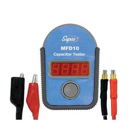 Edgewater Parts Supco MFD10 Digital Capacitor Tester
