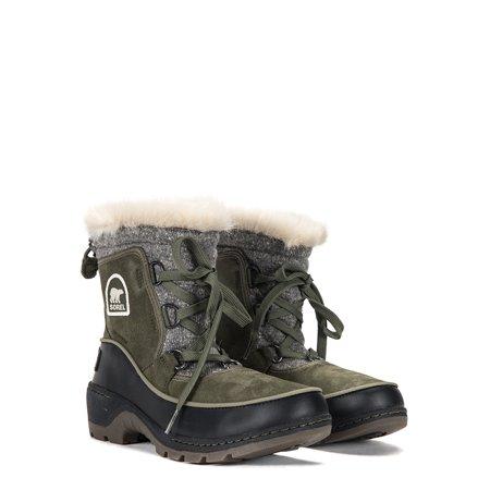 7a3fa0e2ce7d Sorel - Sorel Women s Tivoli III Snow Boots 1757691 Nori Sage - Walmart.com