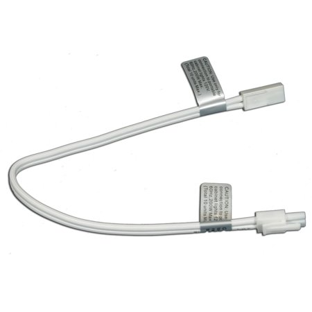 American Lighting - ALLVPEX24WH-B Linkable Puck Extensions - 120V -