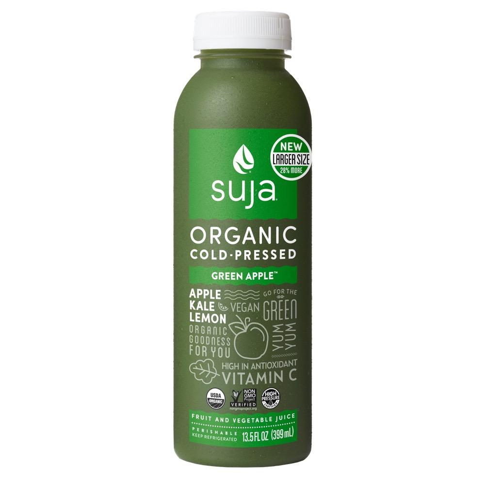 Suja Organic Cold Pressed Juice Green Apple, 13.5 fl oz