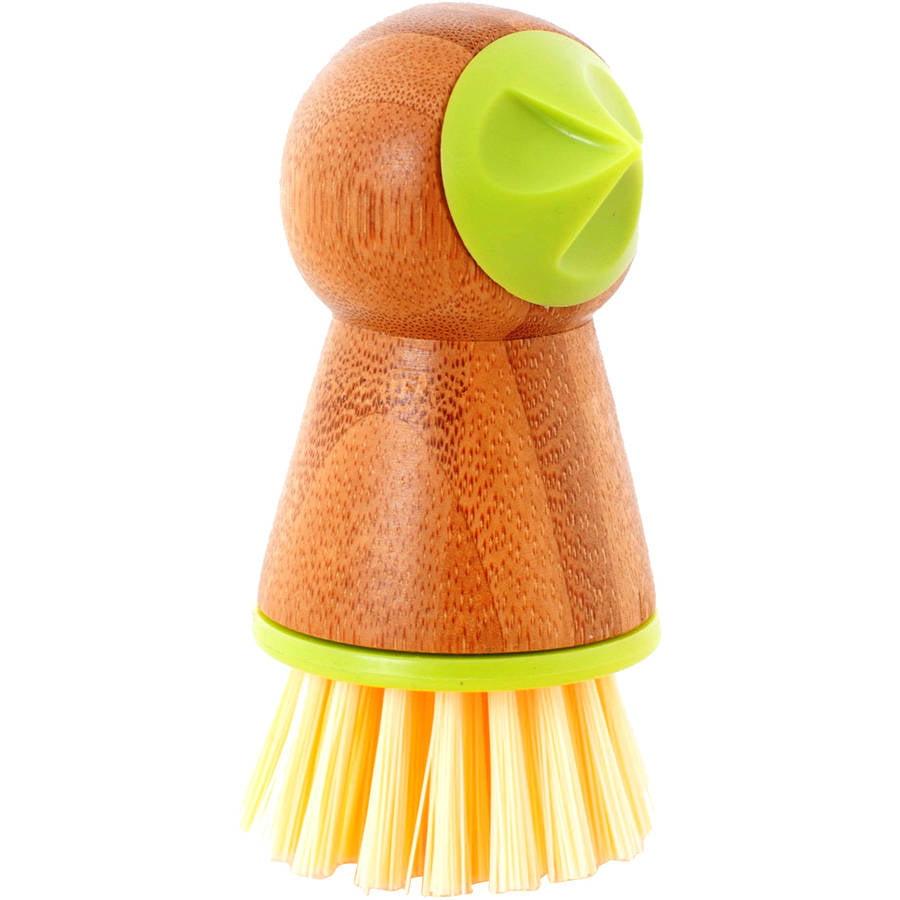 Full Circle Potato Brush with Eye Remover, FC11124