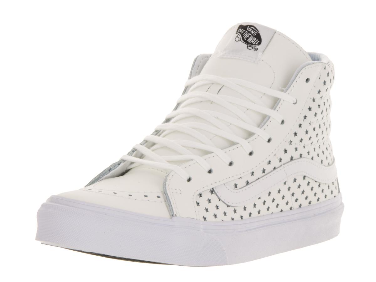 Vans Unisex (Perf Sk8-Hi Slim (Perf Unisex Stars) Skate Shoe 7c98f1
