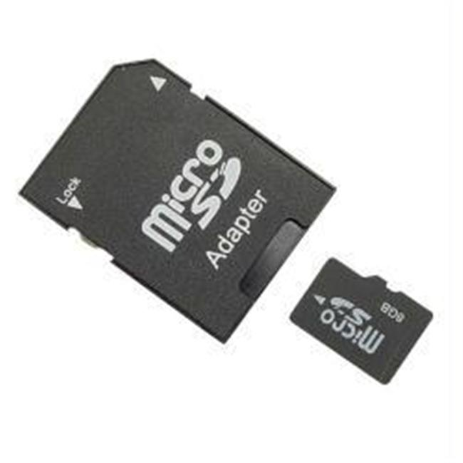 Streetwise Security Products Msd8Gb 8Gb Micro Memory Card With Adaptor