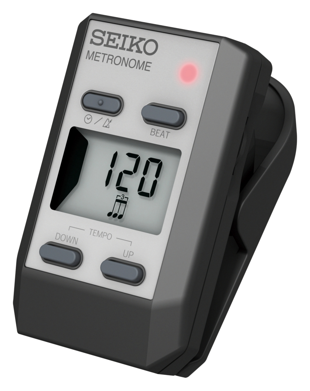 Clip-On Metronome by Seiko