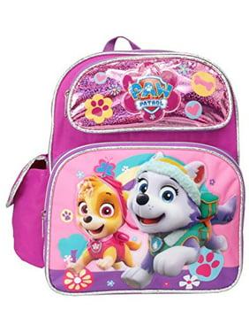 Small Backpack - - Girls Team Running Pink 12 School Bag 116248
