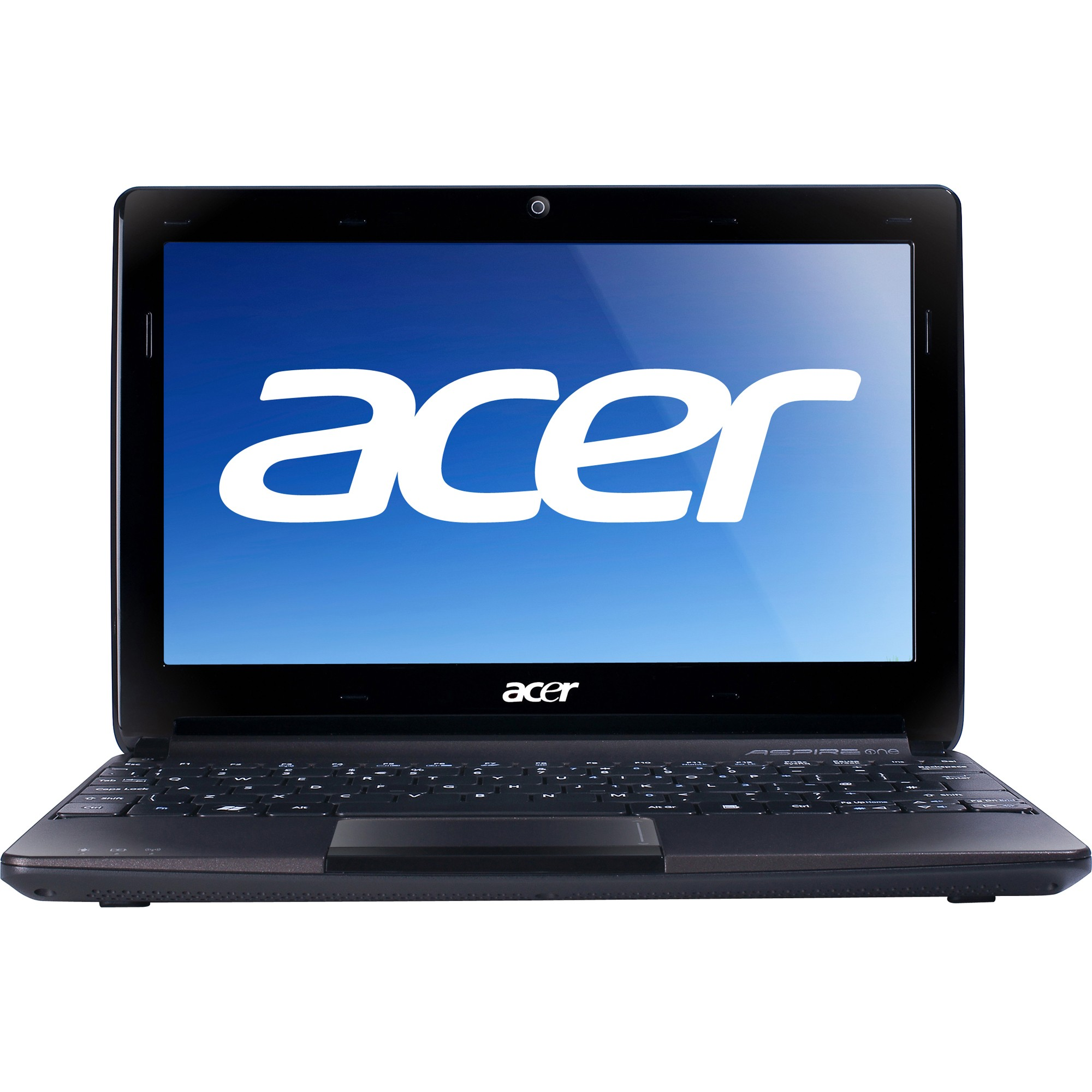 "Acer Espresso Black 11.6"" Aspire One AO722-0848 Laptop PC with AMD Dual-Core C-60 Accelerated Processor and Windows 7 Home Premium"