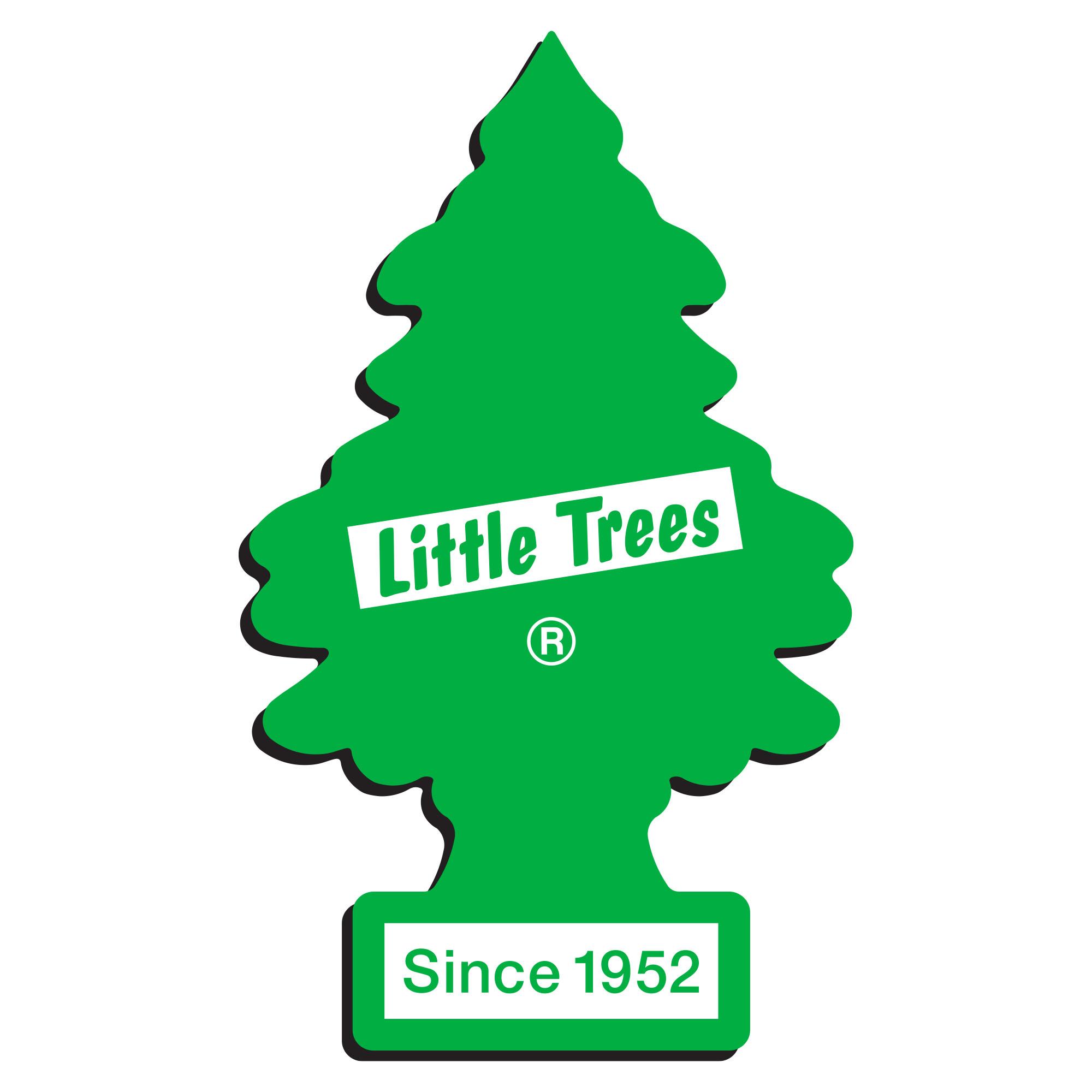 Little Trees Air Freshener New Car Scent Fragrance 3 Pack Walmart Com Walmart Com