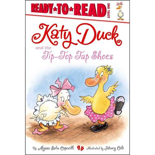 Katy Duck and the Tip-Top Tap Shoes: Level 1