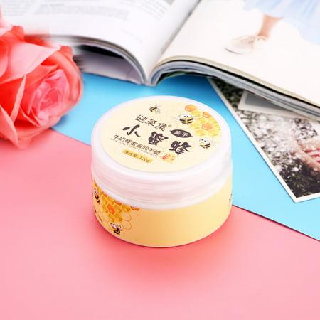 Ejoyous Milk Honey Hand Wax Mask Hand Care Moisturizing Whitening Skin Care Exfoliating Calluses Hand , Hand Care Wax Mask , Hand Treatment