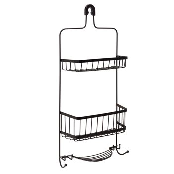 Mainstays Oil-Rubbed Bronze Shower Caddy