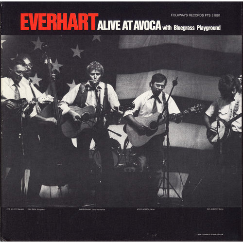 Bob Everhart - Everhart Alive at Avoca [CD]
