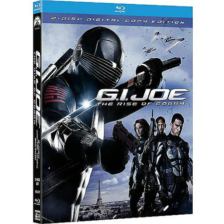 G.I. Joe: The Rise Of Cobra (Blu-ray) (Gi Joe Rise Of Cobra Cobra Commander)