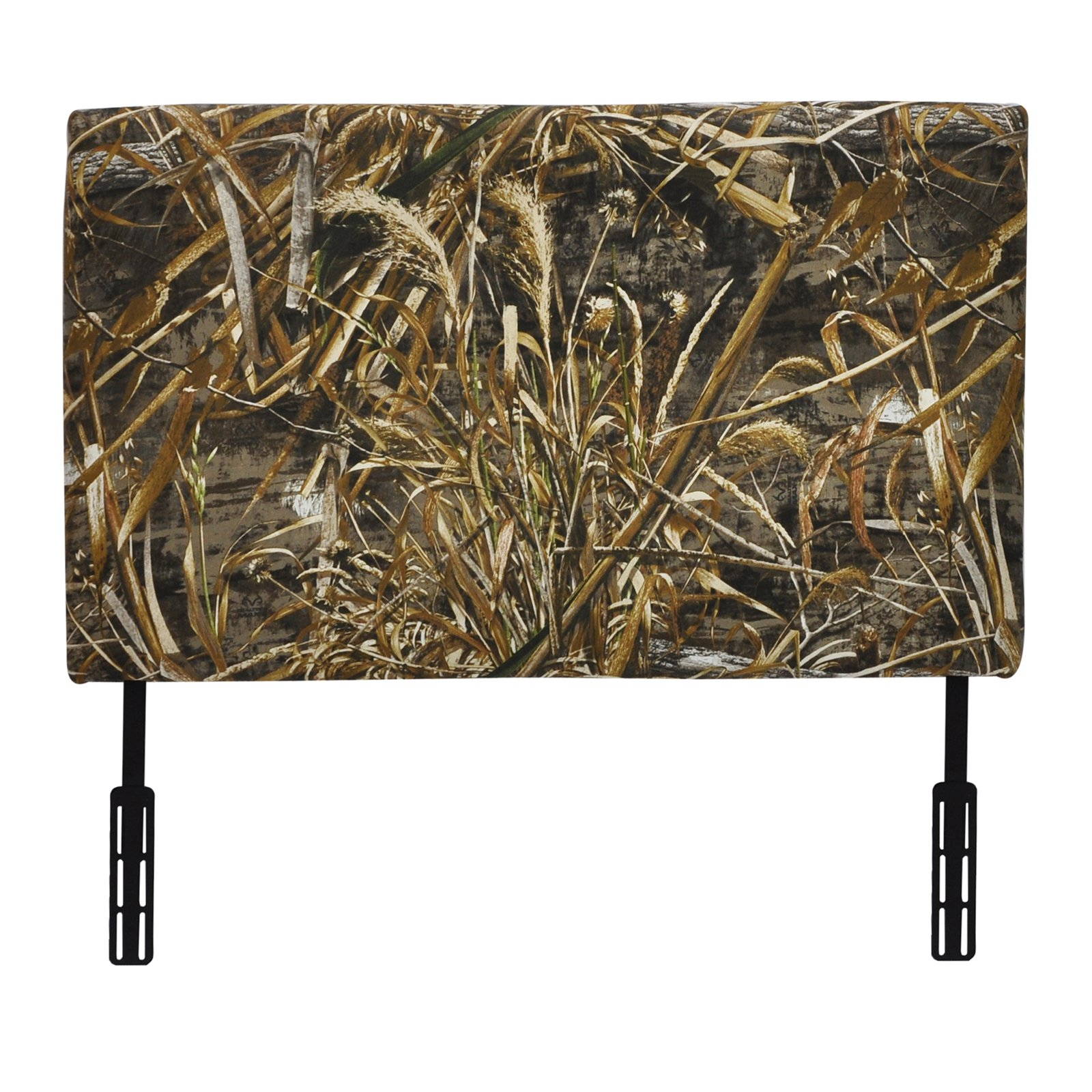 Kidz World Real Tree MAX-5 Camouflage Upholstered Twin Headboard