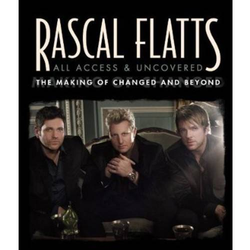 All Access & Uncovered: The Making Of Changed And Beyond (Music DVD)