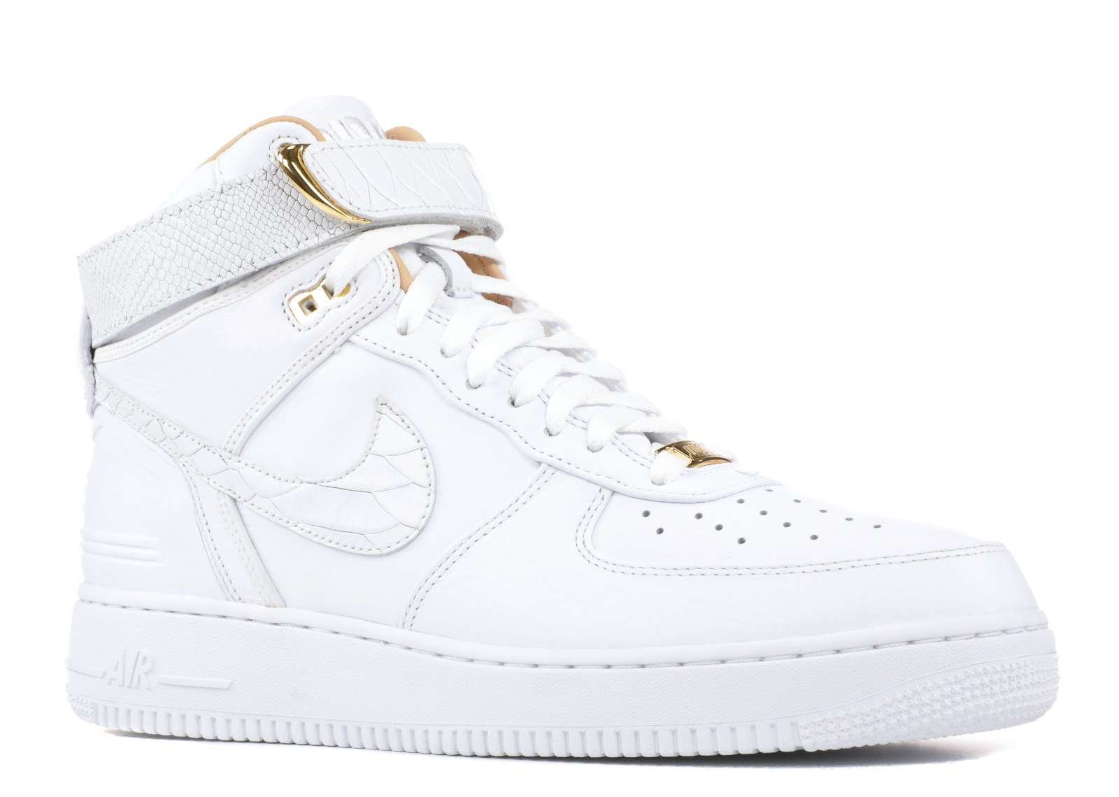 buy popular c05a6 8d77d Nike - Men - Air Force 1 Hi Just Don  Just Don  - Ao1074-100 - Size 5