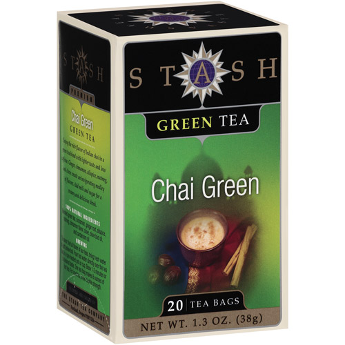 Stash Chai Green Green Tea Bags, 20 count