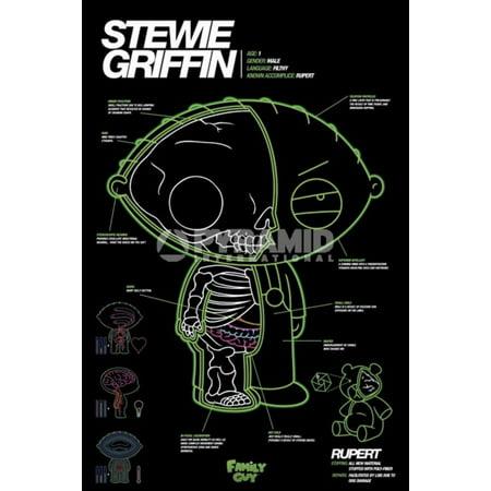 stewie writing a novel