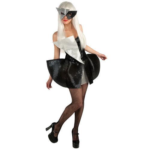Rubies Lady Gaga Sequined Dress Costume