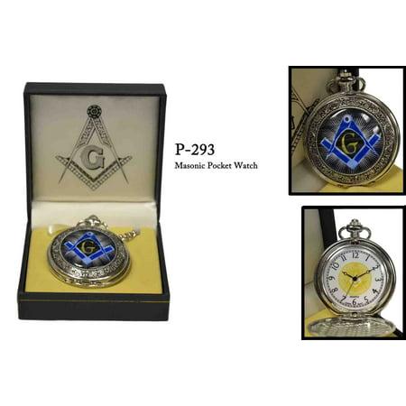 Masonic (Freemason) Pocket Watch