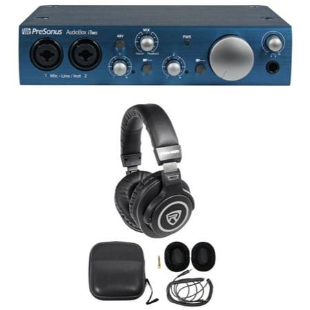 Presonus Audiobox iTwo 2X2 USB iPad/PC/Mac Recording System