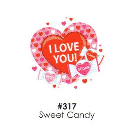 Sweet Candy Cake Decoration Edible Frosting Photo Sheet](Candy Photos)