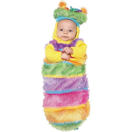 Book Worm Halloween Costume (Wiggle Worm Newborn (6 ) Costume 3-6)