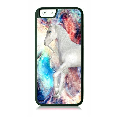 Unicorn Galaxy Black Rubber Case for the Apple iPhone 6 / iPhone 6s - iPhone 6 Accessories - iPhone 6s Accessories Case Dimensions (case length:) iphone 6s 5.5 inch case - iphone 6 5.5 inch case ; Case Dimensions (for iPhone with the following size screen:) iphone 6 4.7 case - iphone 6s 4.7 case ; This Apple iPhone 6 Case -  iPhone 6s is made of a durable rubber. TPU slim iPhone 6 Thin Case - iPhone 6s Thin Phone Case ; Black appleiphone6 case - 6s iphone case ; Bumper style iphone six case - iphone six s case ; These apple iphone 6 accessories - apple iphone 6s accessories feature a vibrant and everlasting flat printed image design. Beautiful, protective, essential and fun apple iphone 6 case - iphone 6s iphone case ; iphone 6s kids case - apple iphone 6 kids case - iphone 6 case for girls - iphone 6s case for girls - iphone 6 case for boys - iphone 6s kids case boys - iphone six case for teens - iphone 6s accessories for women and men