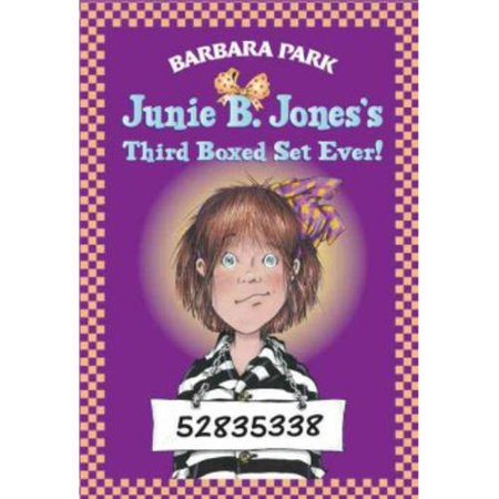 Junie B. Jones's Third Boxed Set Ever!: Books 9-12