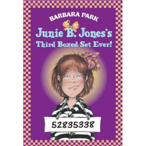 Junie B. Jones's Third Boxed Set Ever!: Books 9-12