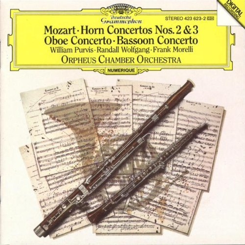 Horn Concerti 2 7& 3