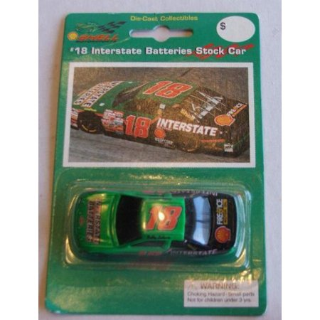 #18 Interstate Batteries Stock Car Bobby Labonte, By shell