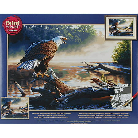 Paint By Number Kit, 20