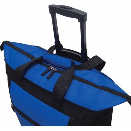 Travelers Club 20 Quot Rolling Tote Best Carry On Luggage