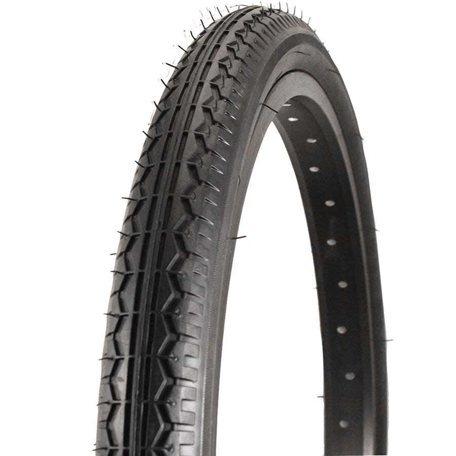 Kenda K123 Street BMX Tire Steel Bead 16x1.75 Black