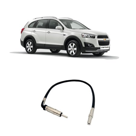 Chevy Captiva Sport 2012 2015 Factory To Aftermarket Radio Antenna
