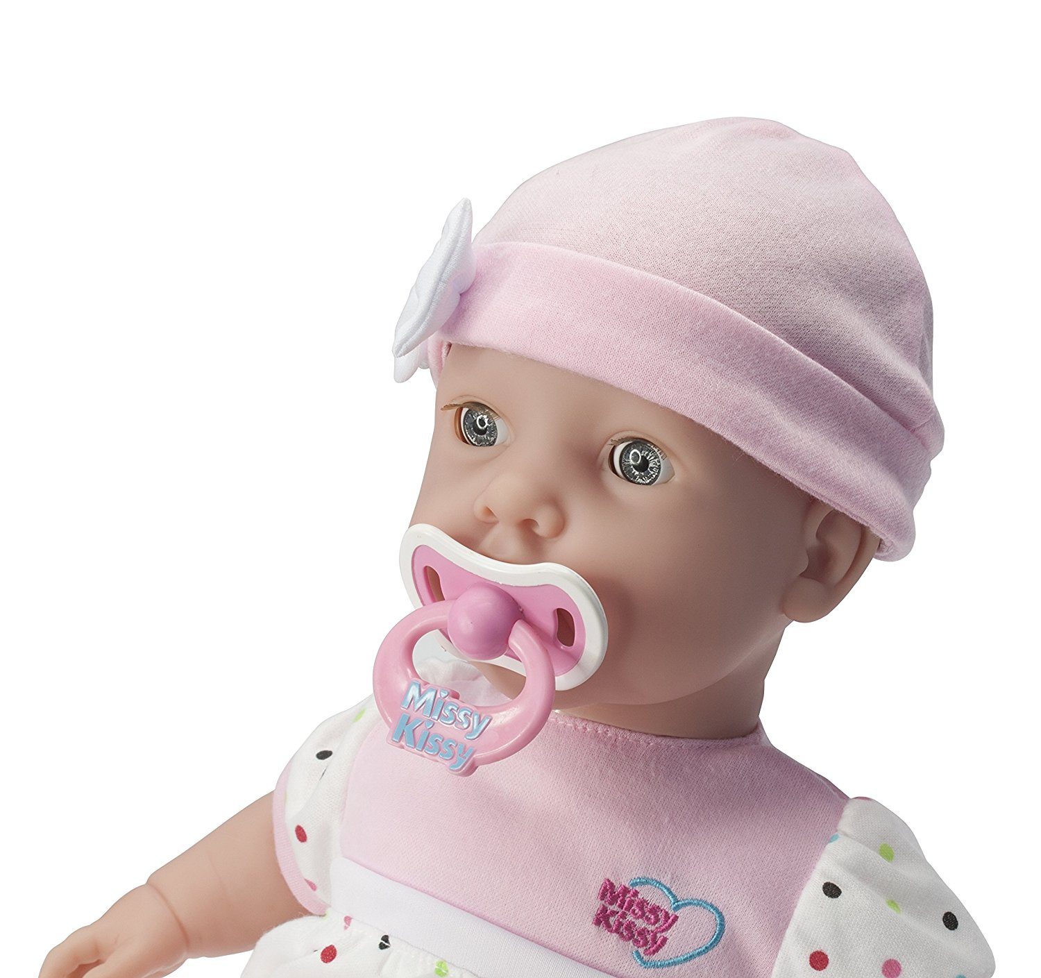 Missy Kissy 15 Soft Body Giggle Time Electronic Interactive Doll