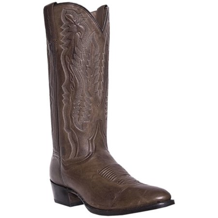 mens dan post san jacinto cowboy boots brown 12 ew walmartcom