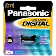 Panasonic CR2 Photo Lithium Battery Pack - 3V DC